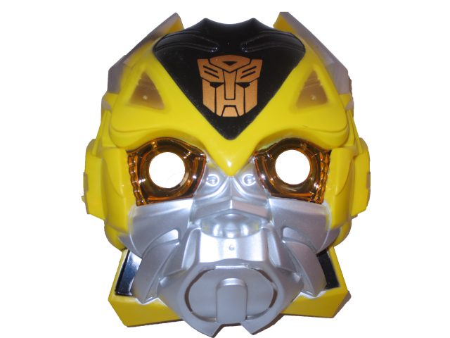 Imagenes Mascaras De Transformer: Mascara Transformers BUMBLEBEE